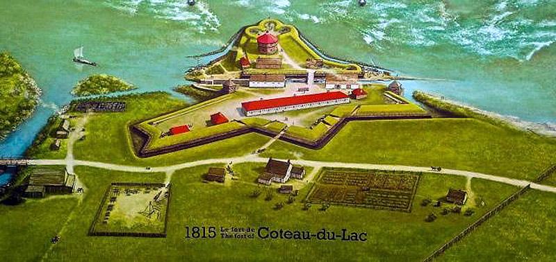 Fort at Couteau du Lac @ Starforts com