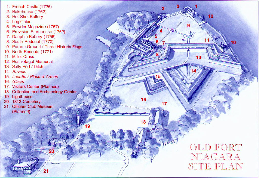 The Treaty Of Ghent Signed On December 24 1814 Ended The War Of 1812 Fort Niagara Was Again Handed Back To The Us