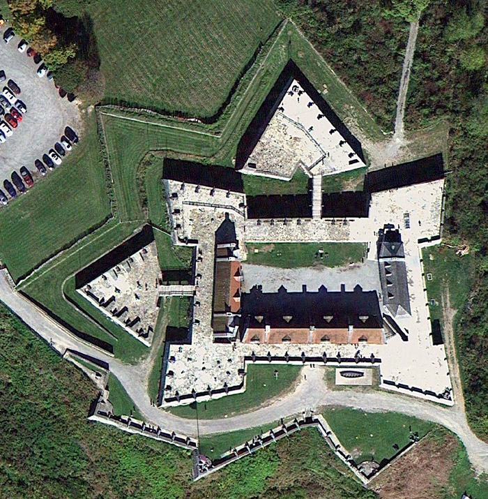 Image result for Fort Ticonderoga