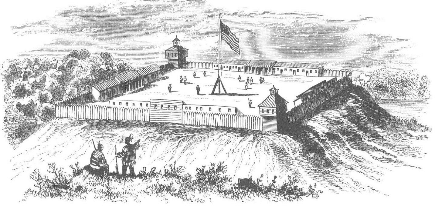 Fort shelby fort detroit military history of the upper for War of 1812 coloring pages